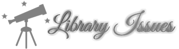 Library Issues Logo